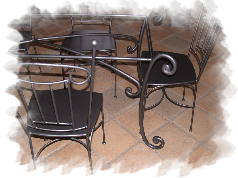 Créations mobilier